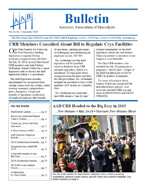 AAB Bulletin Sept. 2018